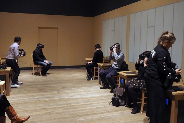Modigliani VR – The Ochre Atelier at Tate Modern