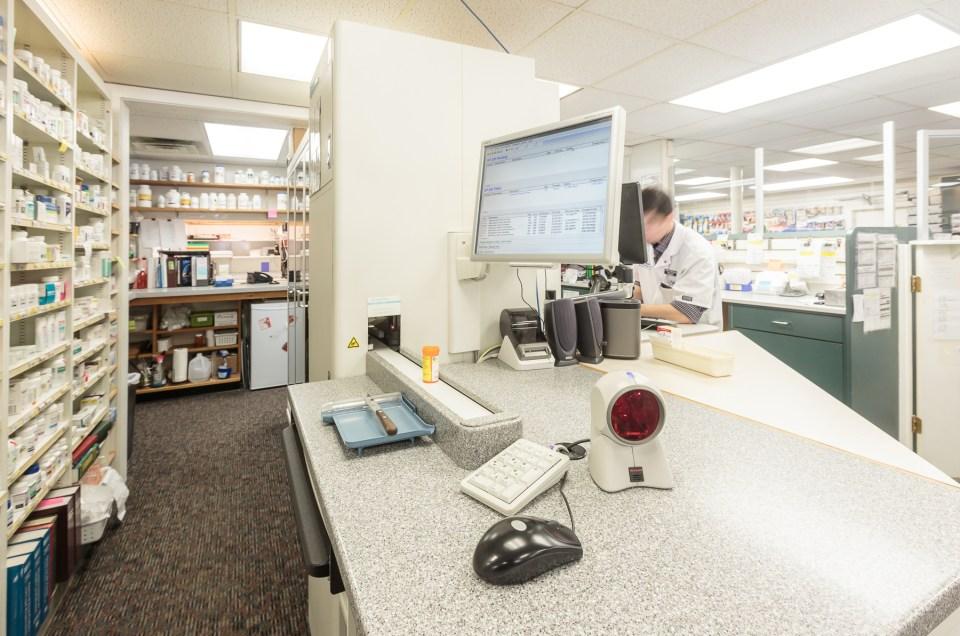 Olden's Pharmacy