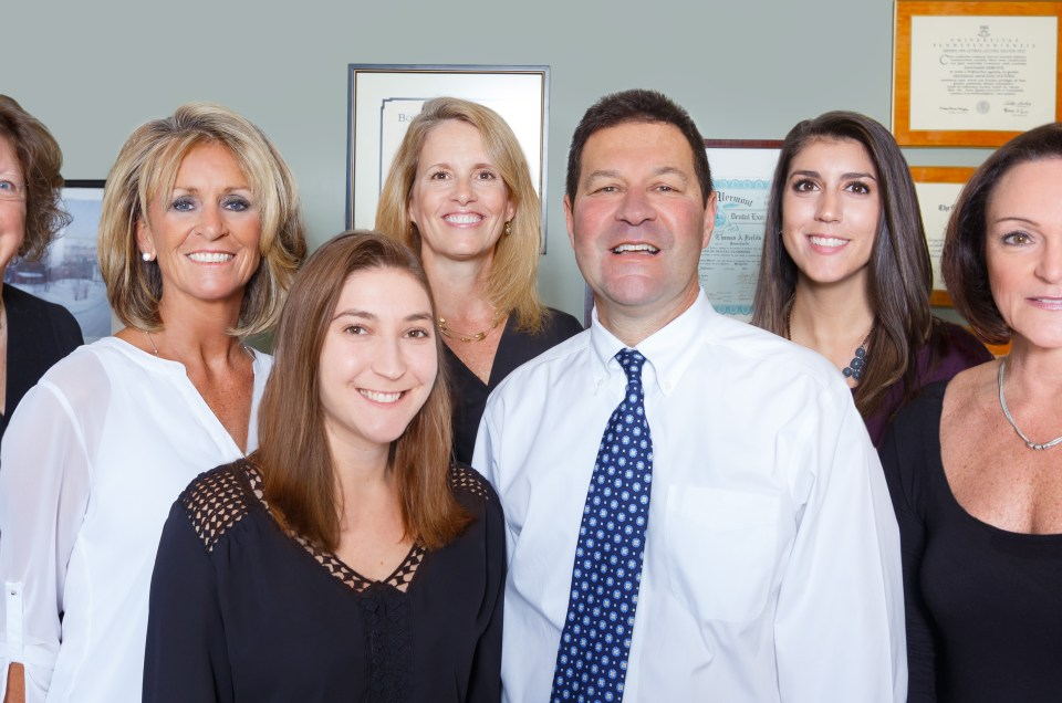 Bradford Orthodontics staff photo