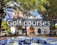 Golf courses in Mijas