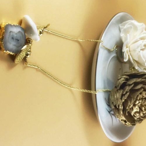 Fifi + Talbot Necklace Vegan