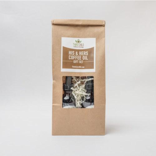 Virtual VegFest H&H Coffee Oil Set