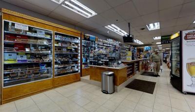 Liquor Store 3D Model