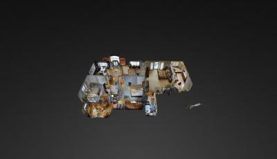 Bradford and Kent Remodel 3D Model