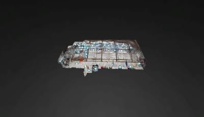 Gearhead Workspace Matterport 3D and GSV 3D Model