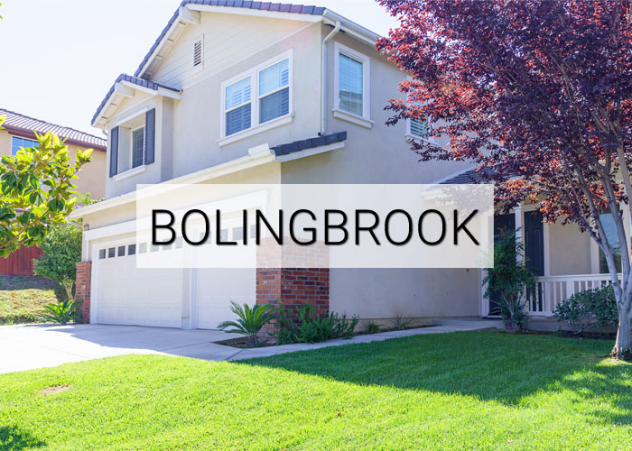 Bolingbrook Village in Illinois