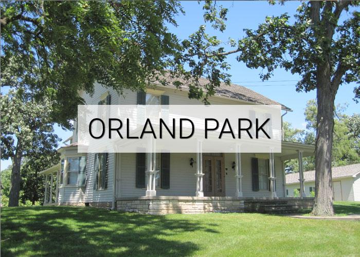 Orland Park Village in Illinois