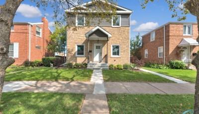 3835 Cuyler Ave. Berwyn, IL 3D Model
