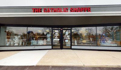 The Catholic Shoppe 3D Model