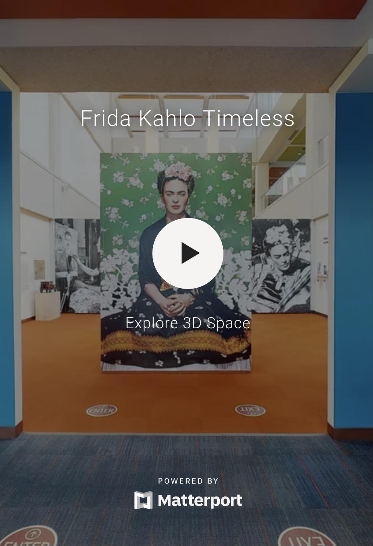 Frida Kahlo Timeless