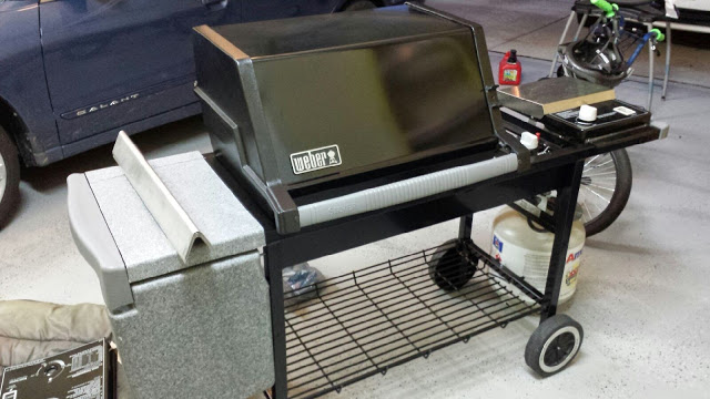 Weber Genesis Silver C Ready To Go Back Into Service For Years Come