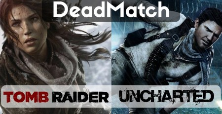 DeadMatch_Lara_Croft_vs_Nathan_Drake_Virtual_Zone