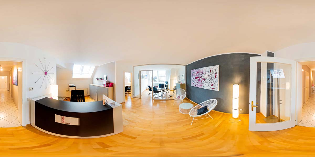 360 Grad Virtueller Immobilien Rundgang 360 Panorama Google StreetView