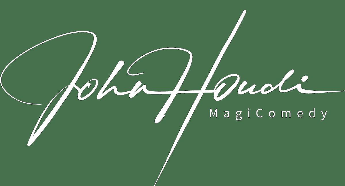 John Houdi - Virtuell digital underhållning för Zoom