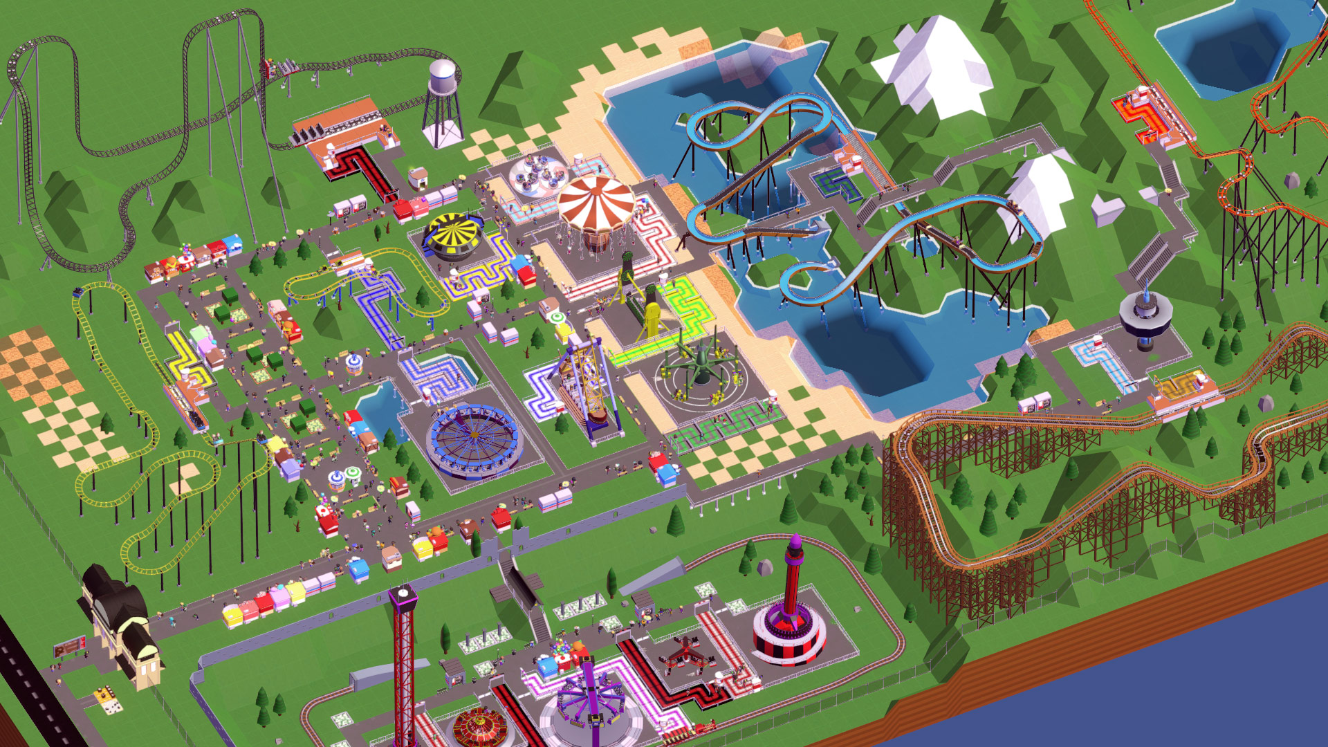 Image result for parkitect