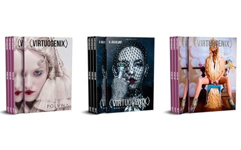 Virtuogenix Magazine Issue Zero - B. Akerlund, Polyna, Terese Pagh