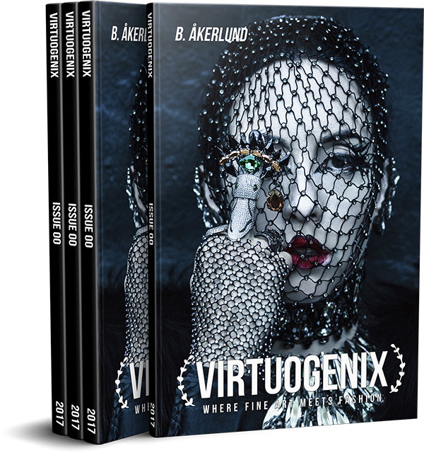 Virtuogenix Magazine - B. Akerlund