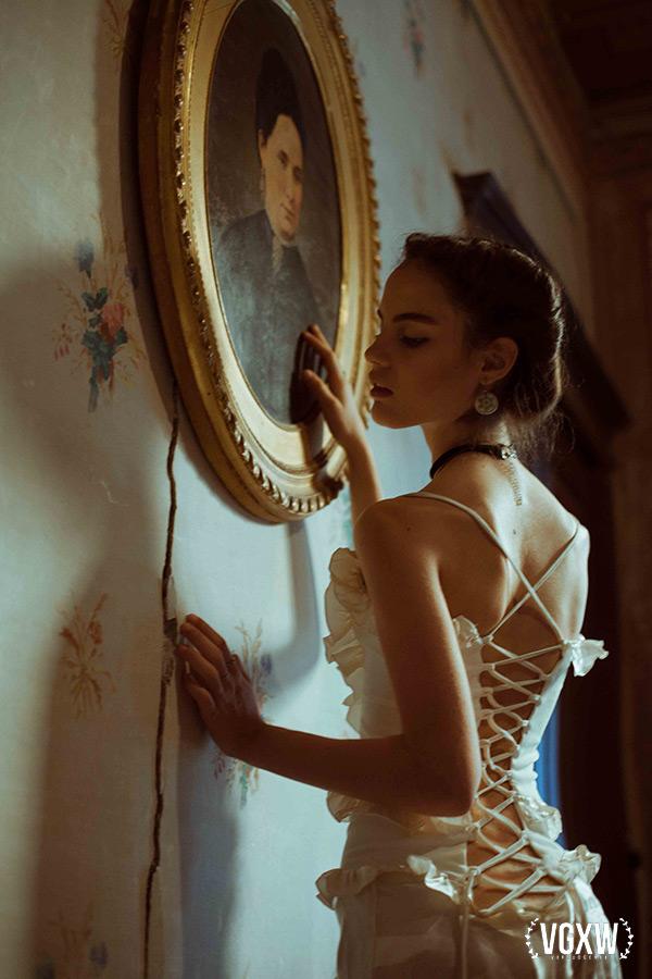 Fashion Story by Brigitte Diez | Virtuogenix VGXW