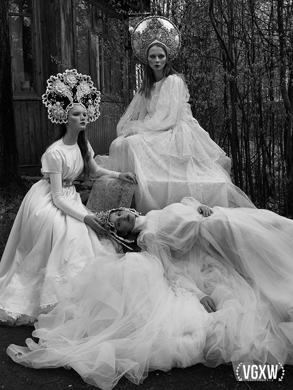 OTMA by DARIA BELIKOVA | VGXW Magazine