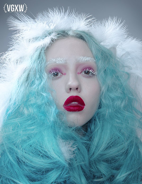 Beauty Editorial by Ilona Veresk | VGXW Virtuogenix