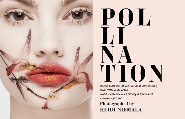 VGXW Magazine - October 2017 - Book 2 | Beauty Editorial by Heidi Niemala and Viktorija Bowers