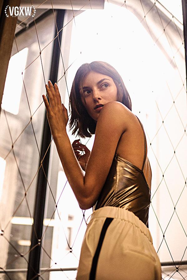 Fashion editorial by Ana Abril Amez for VGXW Magazine | virtuogenix.online