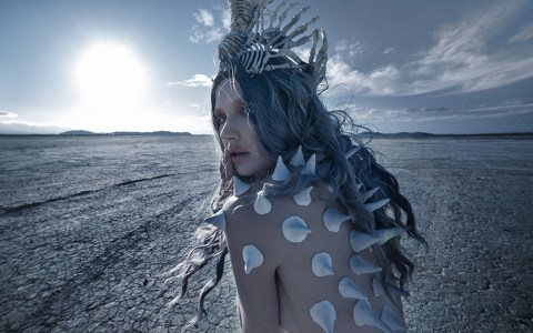 Fine Art Photography: The Land of Silence by Ekaterina Belinskaya for VGXW Magazine | virtuogenix.online