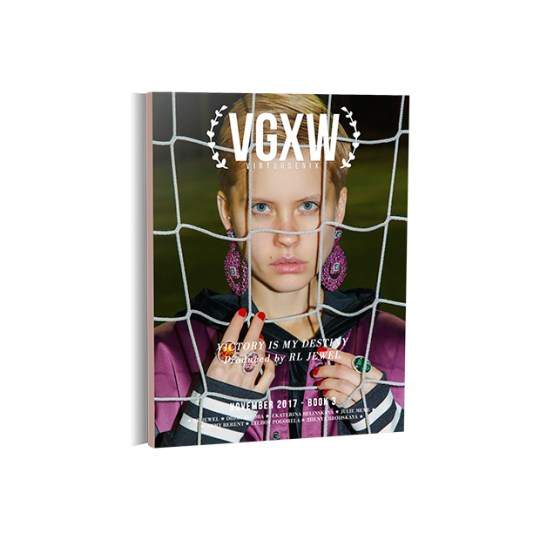 VGXW Magazine November 2017 Book 3 RL Jewel
