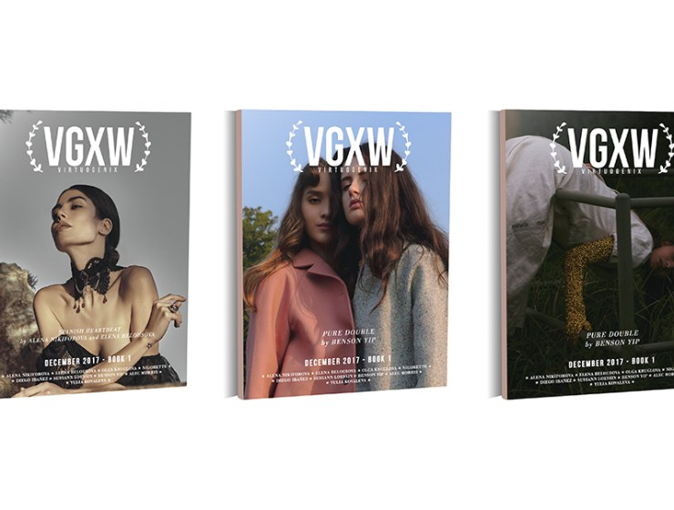 VGXW Magazine December 2017 Book 1 | virtuogenix.online