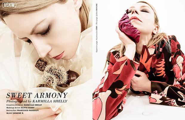 VGXW Magazine - Sweet Armony by Karmilla Shelly | virtuogenix.online