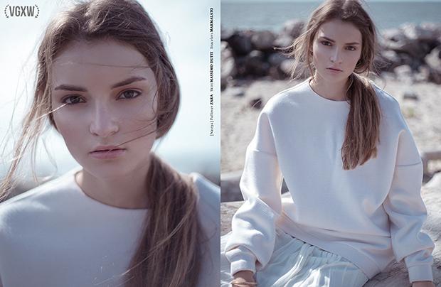VGXW Magazine Style Editorial: Bord de mer by Natella Kiseleva | virtuogenix.online