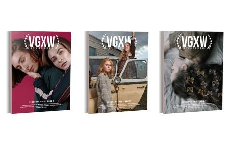 VGXW Magazine - February 2018 Book 1