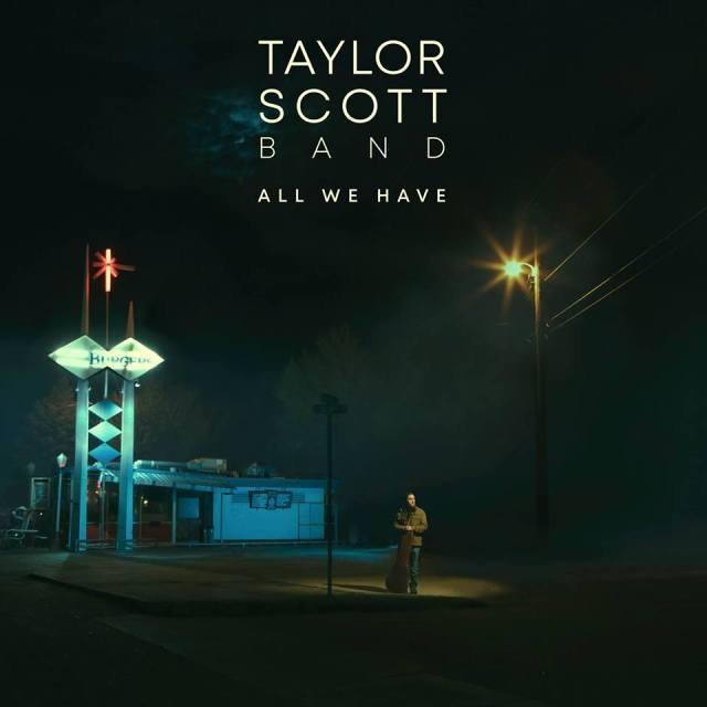 #NewMusicAlert: Taylor Scott Band