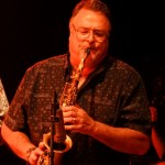 chris sax player is it forest or jim wadel