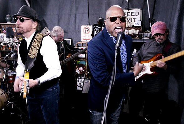 Review: Blues With Horns Vol. 1 by Chris Daniels & The Kings w/Freddi Gowdy