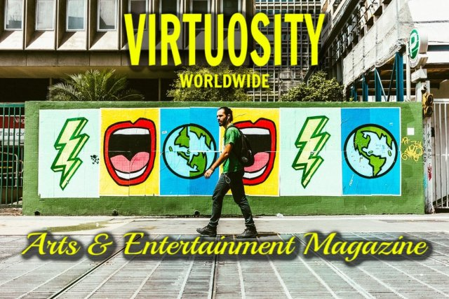 Virtuosity Worldwide Launches Arts & Entertainment Web Magazine On Feb. 1, 2019