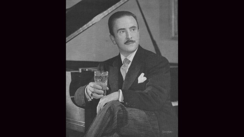 [1938] Claudio Arrau plays – Tarantella (Op.43) – Chopin
