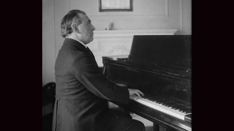 "[1923] Ignaz Friedman plays – Valse No.6 ""Minute Waltz"" (Op.64-1) – Chopin"
