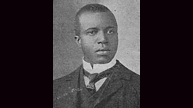[ca. 1916] Scott Joplin plays – The Easy Winners – Joplin