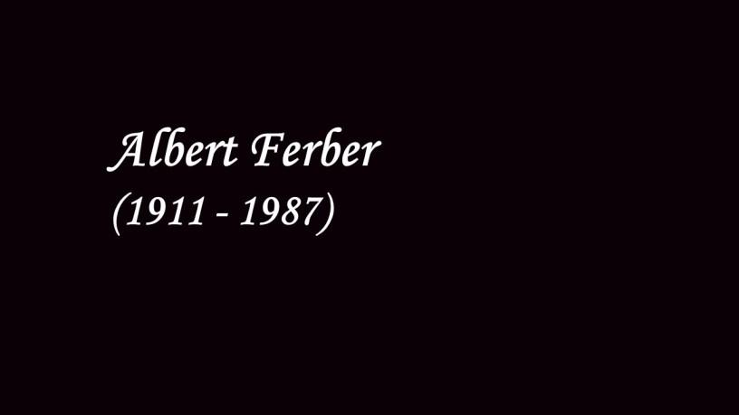 Albert Ferber plays – Jeux d'Eau – Ravel