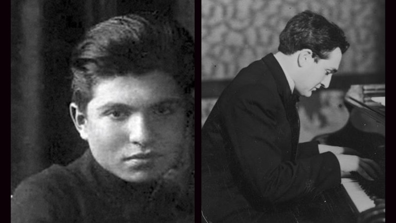 [1946] Emil Gilels & Yakov Zak plays – Suite for 2 Pianos No.2 (Op.17) – Rachmaninoff