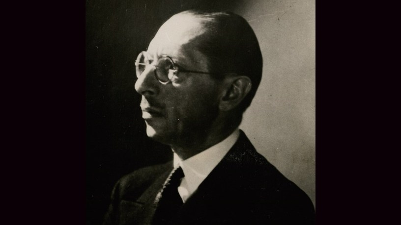 [ca. 1927] Igor Stravinsky plays – Concerto for Piano and Wind Instruments – Stravinsky