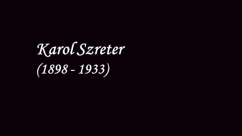 [1929] Karol Szreter plays – No.2 Scherzo (3 Fantaisies, Op.16) – Mendelssohn