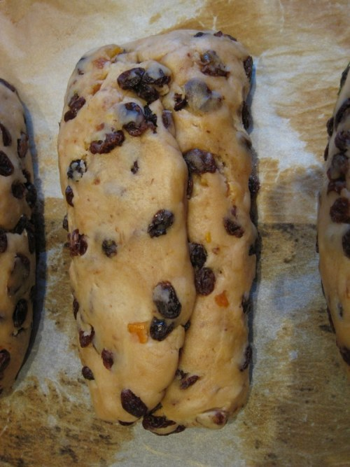 Learn to bake stollen