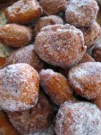 Recipe for home made doughnuts for Lent (or any time) 2