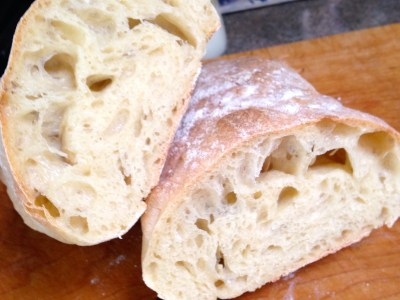How to bake the perfect ciabatta - third place in the great ciabatta bake off 2