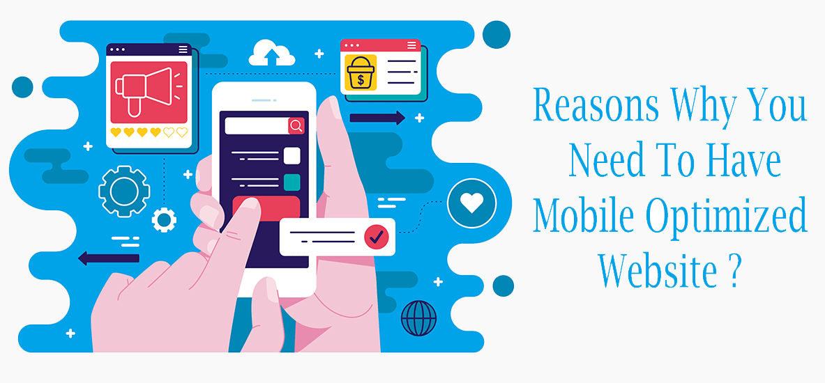 why need a mobile optimized website