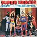 Vengadores vs Liga de la Justicia... ¡en la disco!