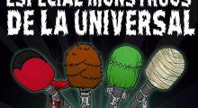 Podcast 24 - ¡El ataque de los monstruos! (¡Actualizado!)