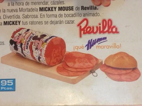 Mortadela Mickey